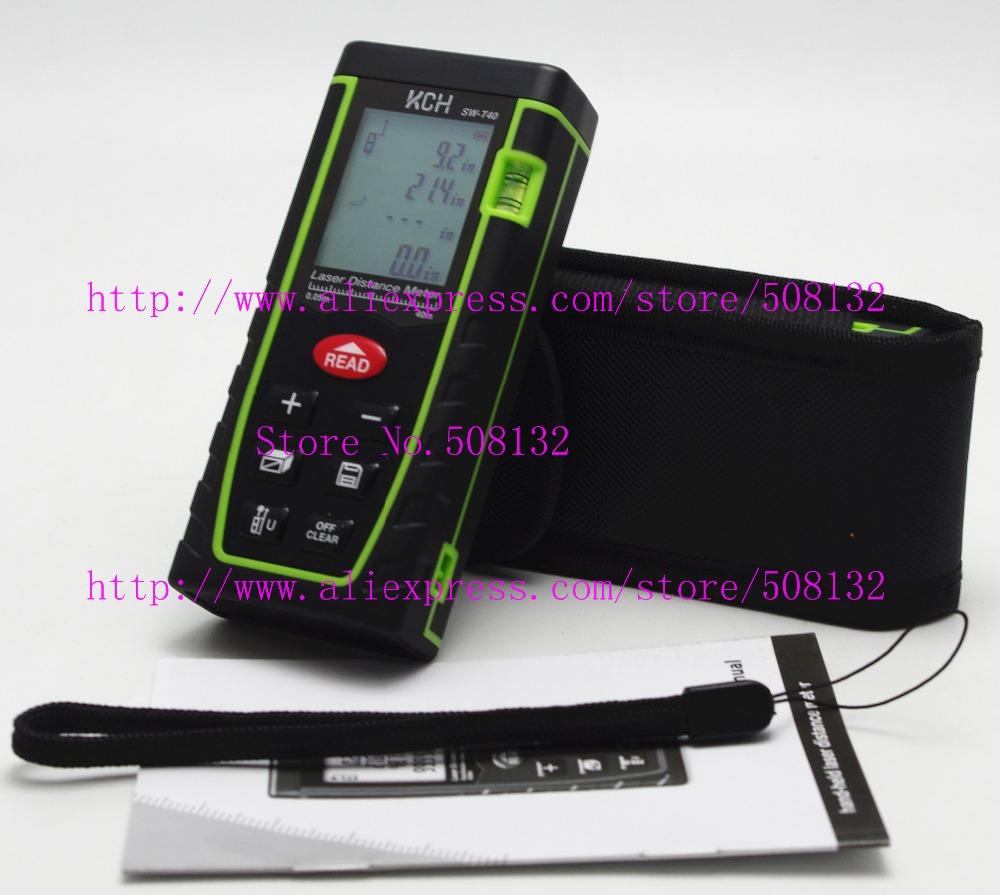 7 Key Laser Range Finder 40 60 80 100 Meters Infrared