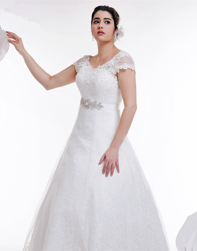 Wedding dresses for large figure cheap wedding dresses for Wedding dresses for larger figures