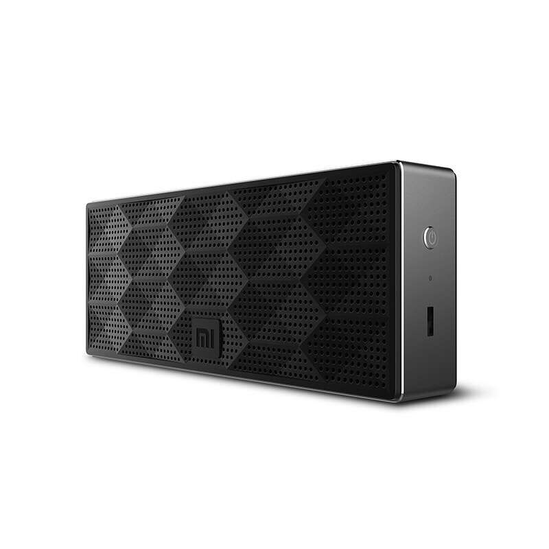 Original Xiaomi Square box Cube Speaker Bluetooth 4.0 Stero Speaker for iphone Android phone PC Tablet PCs(China (Mainland))