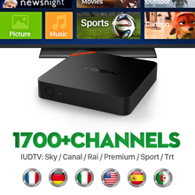 Buy European IPTV Box T95N Android TV Box IPTV Receiver & 1700+Live French Turkish Netherlands Channels Better MXV Android TV for $87.80 in AliExpress store