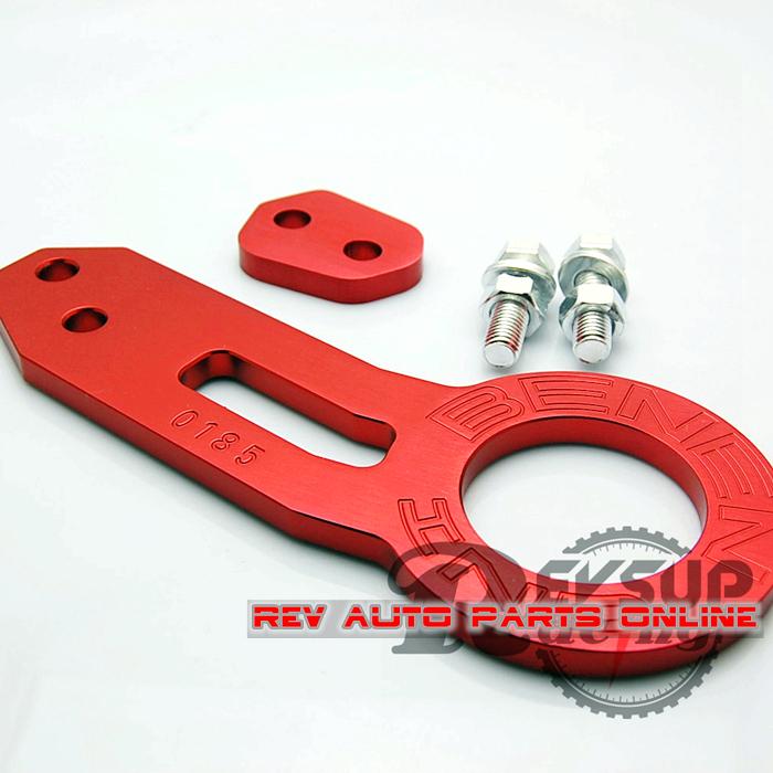 Universal Fitting CNC Aluminum Racing Rear Tow Hook(China (Mainland))