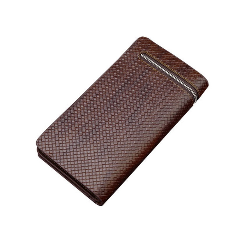 2015 top synthetic leather men long wallets men two styles luxury popular male handbage carteira masculina