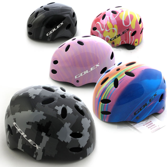 2014 new Free shipping GOLEX children road bicycle helmet,kid bicycle accessories cool bicycle parts,boy and girl cycling helmet(China (Mainland))
