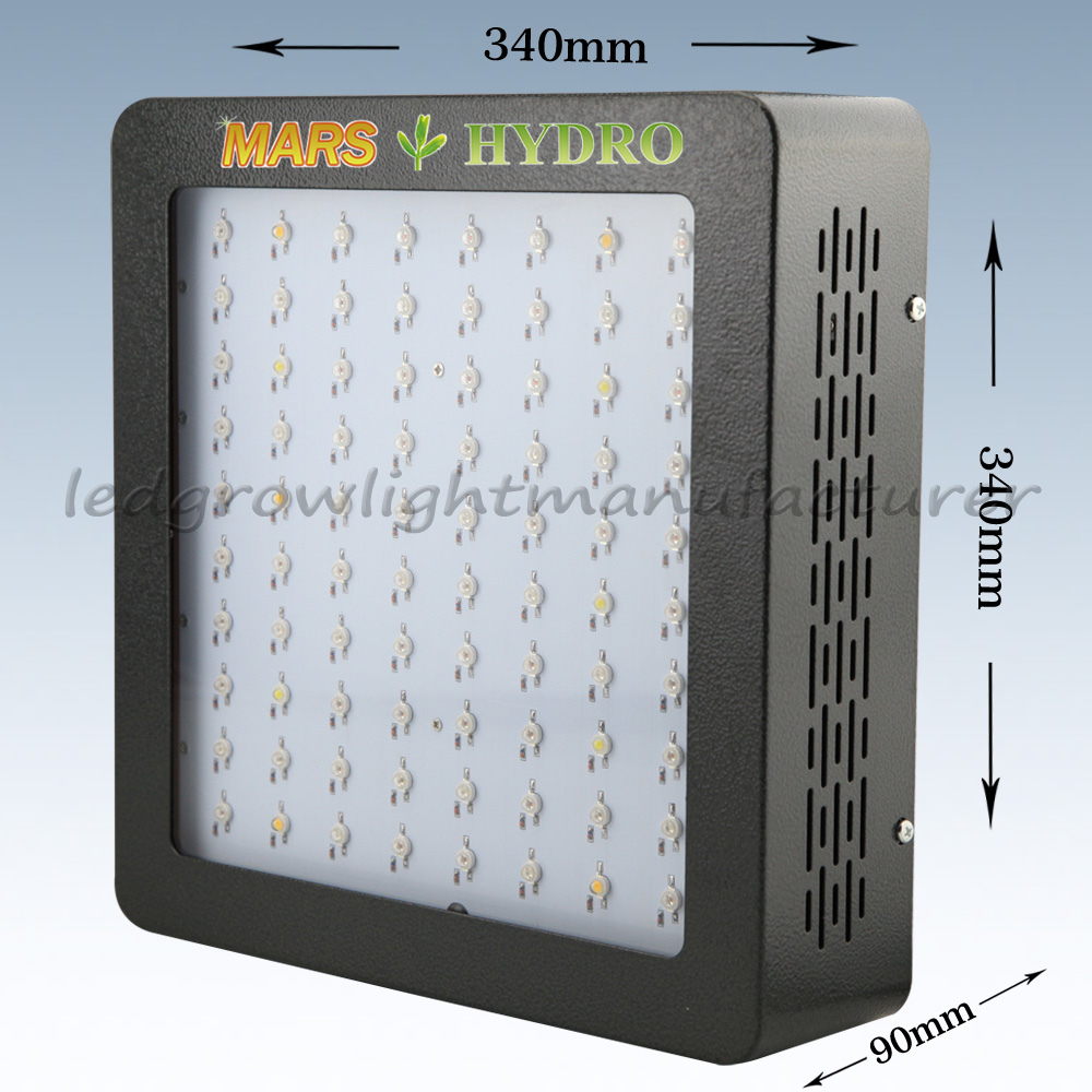 Mar II 400W Led Grow Light, 80pcs*5w Top Quality+Full Spectrum For Indoor Vege/Flower,Stock in USA,UK,AU,GE,Canada(China (Mainland))