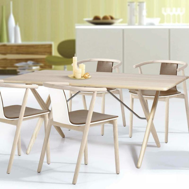Cheap Nordic Minimalist Modern Creative Office Stylish Restaurant Wood Desk W
