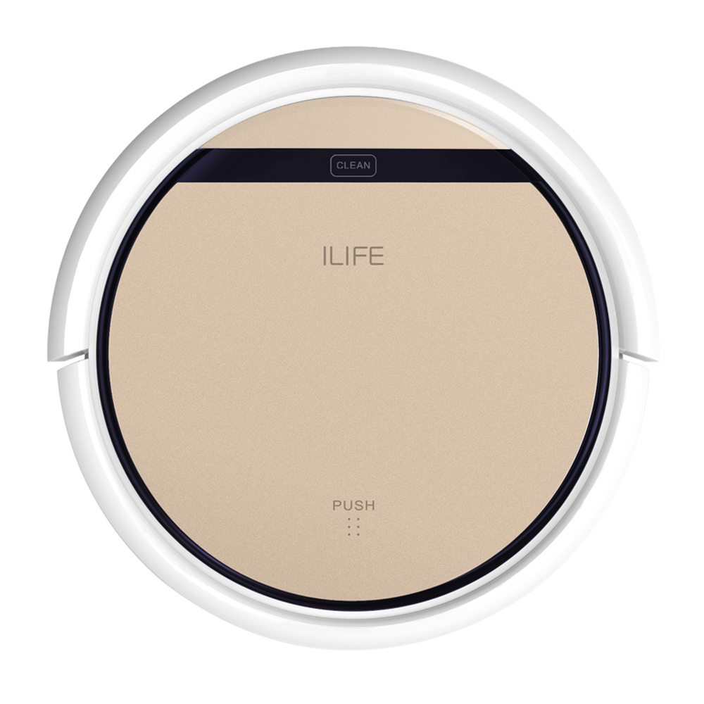 Newest Original ILIFE V5S Home Slim Floor Sweeper Vacuum Cleaner Robot Remote Control Self Charging Intelligent Cleaning Devices(China (Mainland))