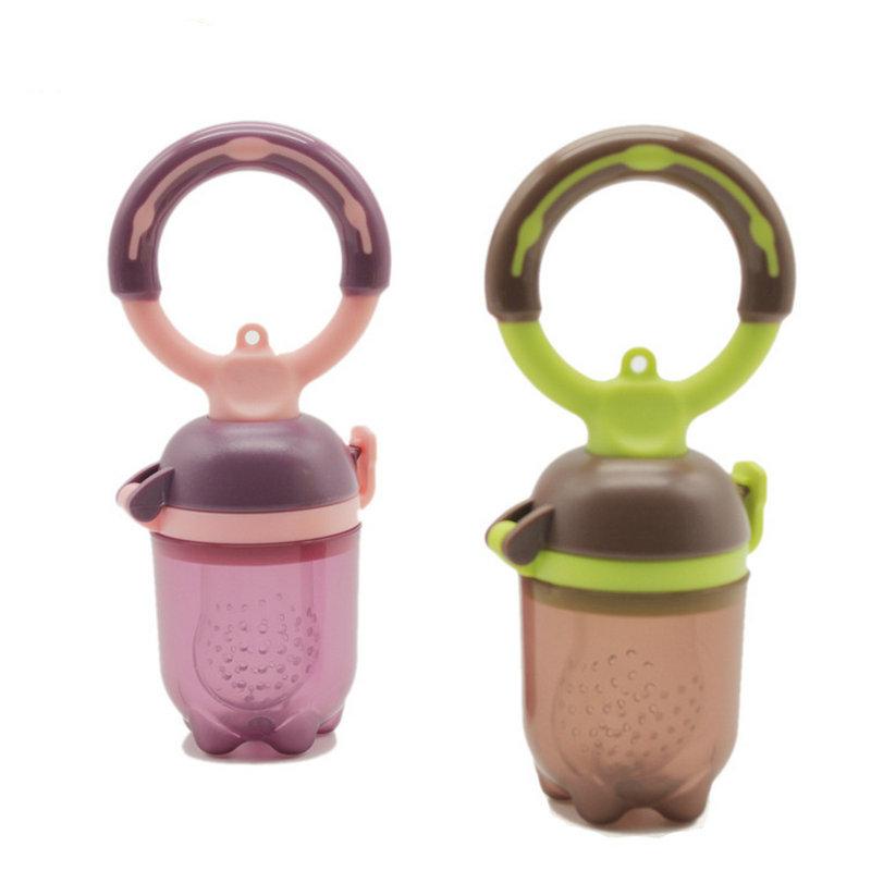 Baby Food Mills Baby biting training device Baby food bite bag Fruit Chewing Vegetable Juicer Apparatus SAD-4052