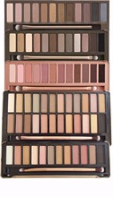 New Makeup Nake Eyeshadow Palette 12 colors NK 1 2 3 4 5 Make up Set Basic 6 color Eye shadow NK SMOKY palettes Cosmetics(China (Mainland))