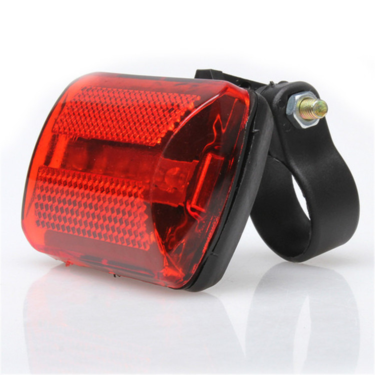 5 LED Rear Tail Red Bike Bicycle Back Light Red Mountain Bike Accessories LED Lamp for Bicycle Tail Lights(China (Mainland))