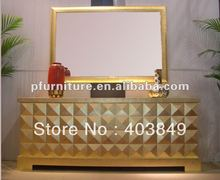 console table with mirror PFD439(China (Mainland))