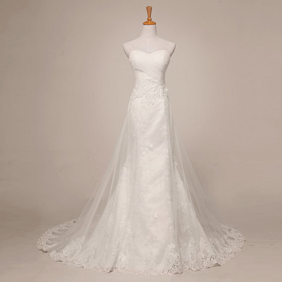 robe de mariage 2015 Bandage dress vestido noiva sereia wedding dresses china - Dresses and store