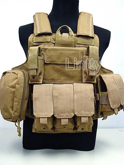 Molle Combat Strike Plate Carrier CIRAS Tactical Vest Black Camo Woodland Coyote Brown Digital ACU Camo Multi Camo OD