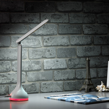 3W Super Bright Touch Dimming Touch Swtich 18 LED Desk Lamp Table Lamp Reading Study Light Foldable Child Eye-Protection Lamps(China (Mainland))