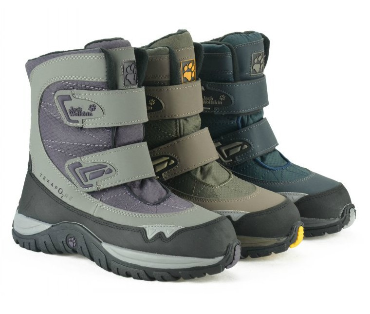 Hot top quality children boots winter genuine leather boy and girls