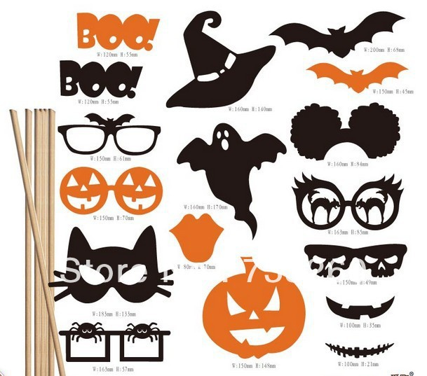 Halloween Photo Booth Props Free images