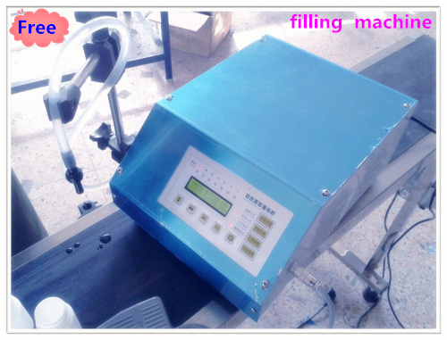 Hot ! 100% Digital Control Liquid Filling Machine Controled Micro-computer Anti-dripping3-3000ml precisely - Online Store 231592 store