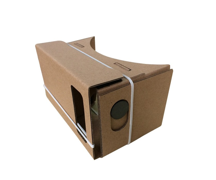 Google Cardboard 3D VR Glasses Virtual Reality Goggles Oculus cardboard 5.5 4.7 ~ 5.5 inch Android & iOS Smartphone(China (Mainland))