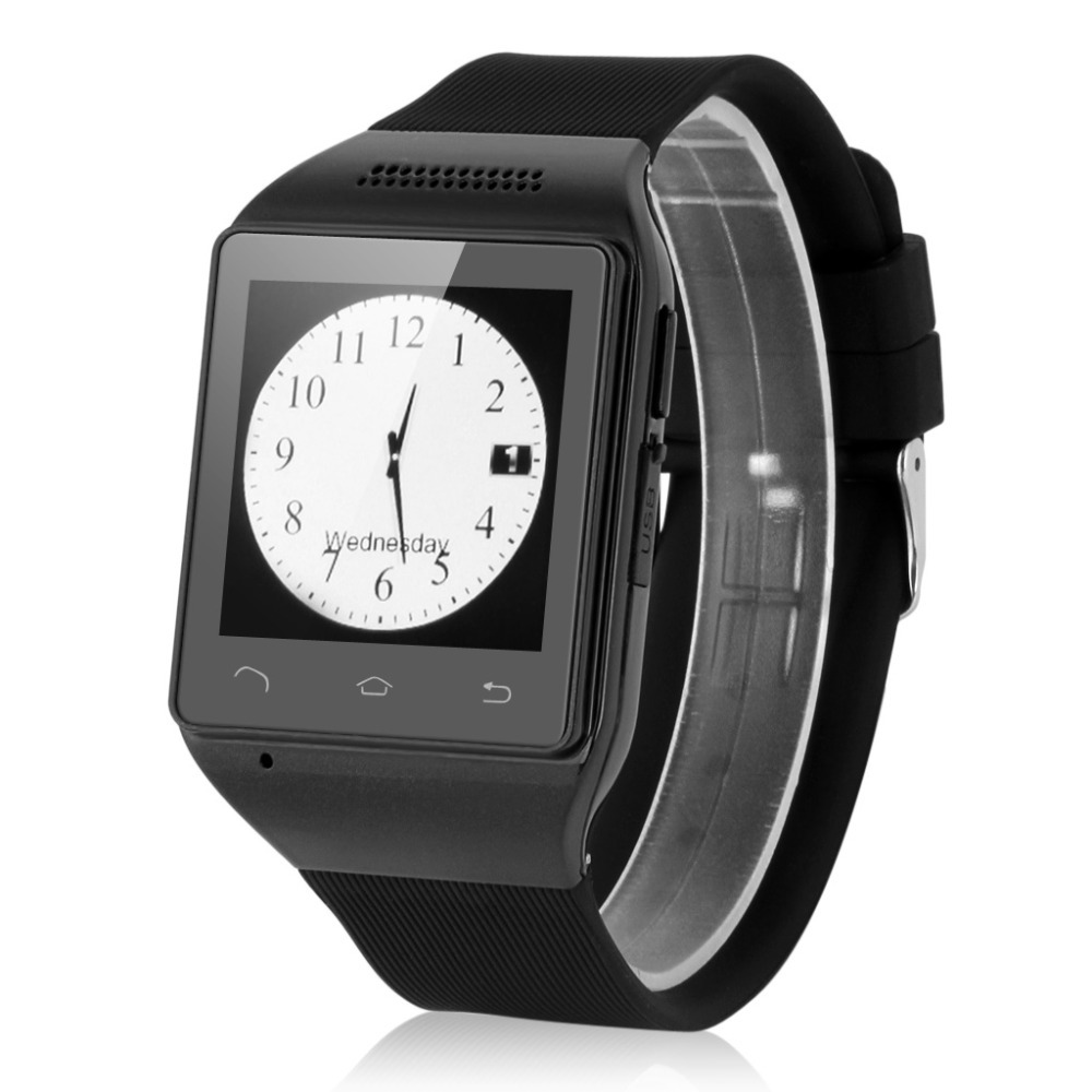 """Excelvan 1.54"""" GSM Unlocked Smart Phone Watch FM Support TF Card SIM Card Bluetooth For Bluetooth Earphone(China (Mainland))"""