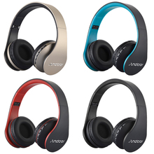 High quality Andoer Digital 4 in 1 Stereo Bluetooth 3.0 + EDR Headphones Wireless Headset Music with Micphone for iphone Samsung(China (Mainland))