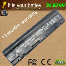 Black 5200mAh Laptop battery A31-1025 A32-1025 for Asus Eee PC 1025 EPC 1025C 1025C 1225 1225B 1225C R052 R052C R052CE