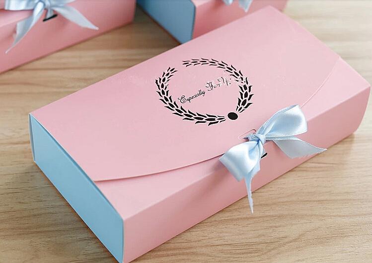 Коробка ручной работы для тортов