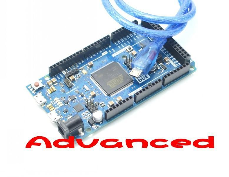 For Arduino Due 2012 R3 ARM Version Main Control Board(China (Mainland))
