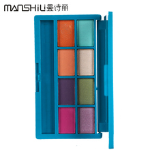 1Pcs MANSHILI Water BOMB Eyeshadow 4 Styles 8 Colors Eye Shadow Waterproof Eye Makeup M629