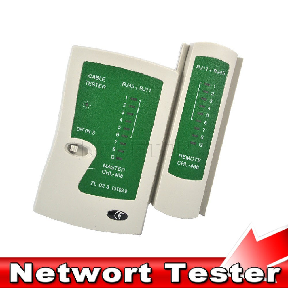 1Set 20 24 PIN PC PSU ATX SATA HD Power Supply Meter + Internet Network Diagnostic RJ45 RJ11 Cat5 Cat6 Ethernet LAN Cable Tester(China (Mainland))