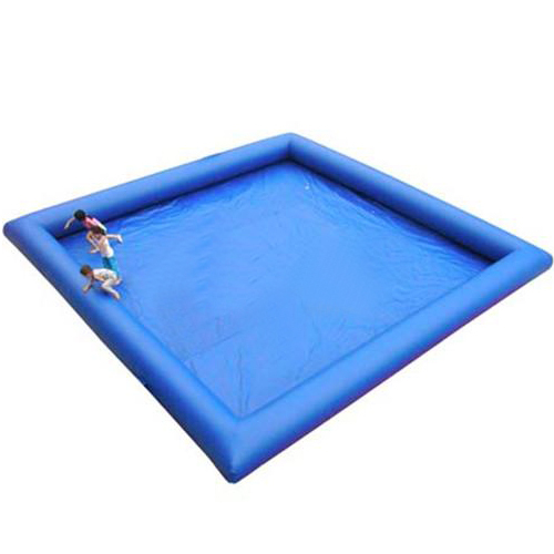 Free Logo Pool Toys Water Eco Friendly Colorful Soft Plastic Tent Water Pool Inflatable Swimming