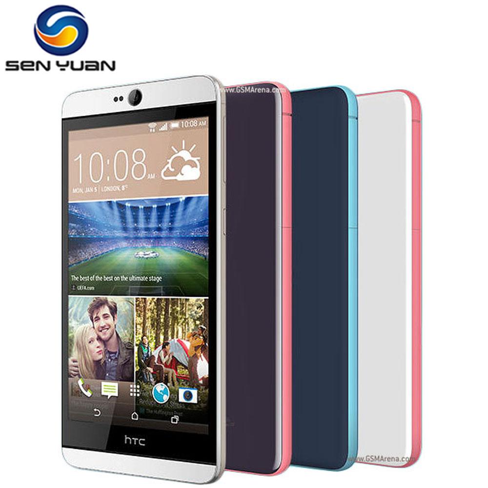 "Original HTC Desire 826 826w Unlocked Mobile phone Dual SIM Dual 4G LTE 5.5"" 13MP Camera 16GB ROM Octa Core cellphone(China (Mainland))"