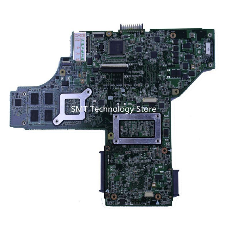 U45JC motherboard for asus laptop i3 cpu main board free shipping(China (Mainland))