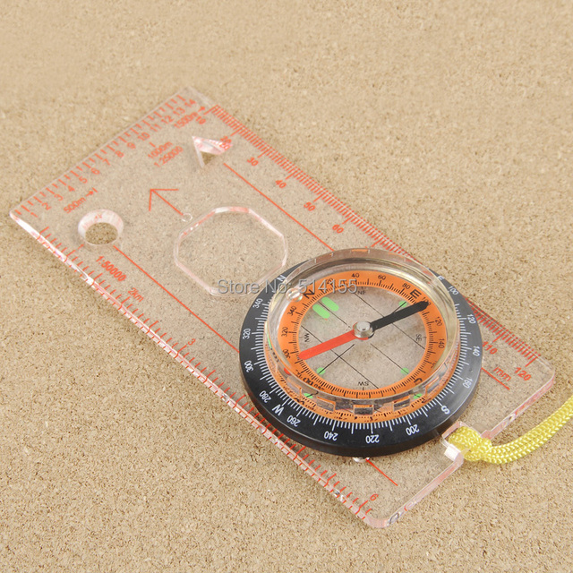 DC45-5C.Wholesale Mini Liquid Filled Compass With Pocket Style Outdoor Camping Survival Tool Free Shipping