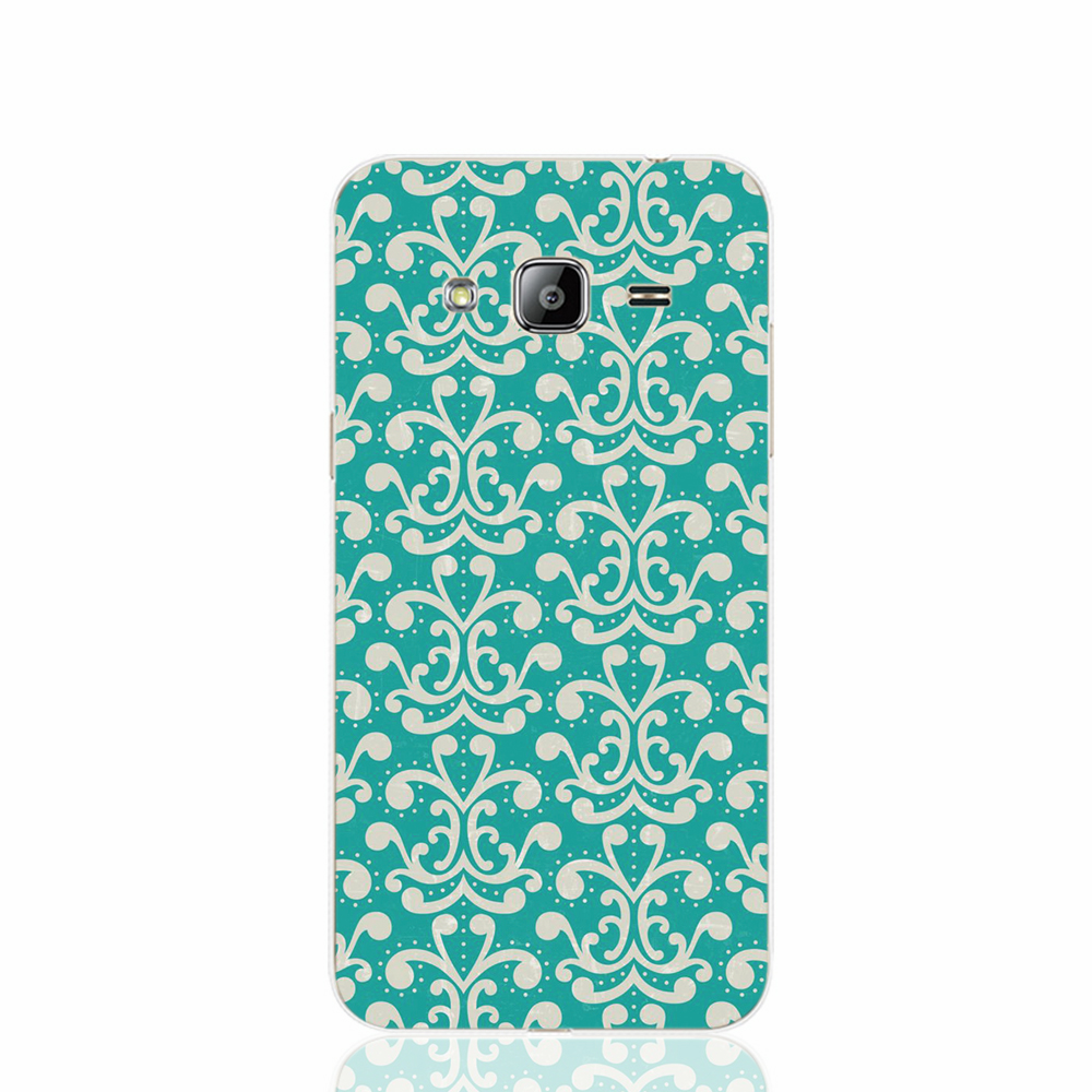 20768 GREEN screen savers cell phone case cover for Samsung Galaxy J1 ACE J5 2015 J7 N9150(China (Mainland))