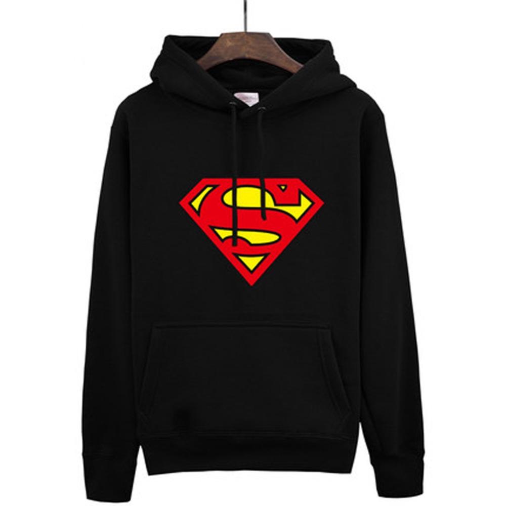 Girls superman hoodie