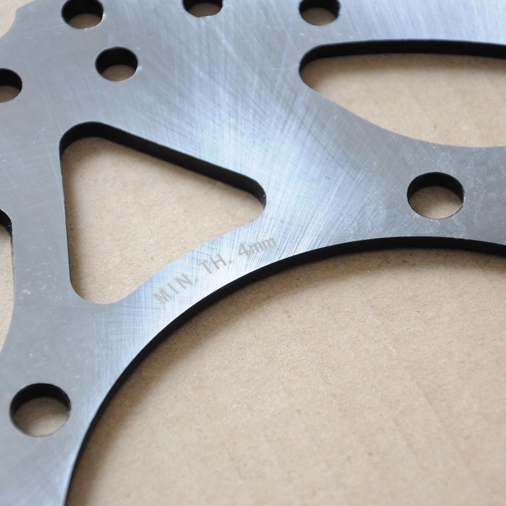 1 piece Motorcycle Front Brake Rotor Disc For Kawasaki NINJA 250 2013 2015 2014  [PA196]