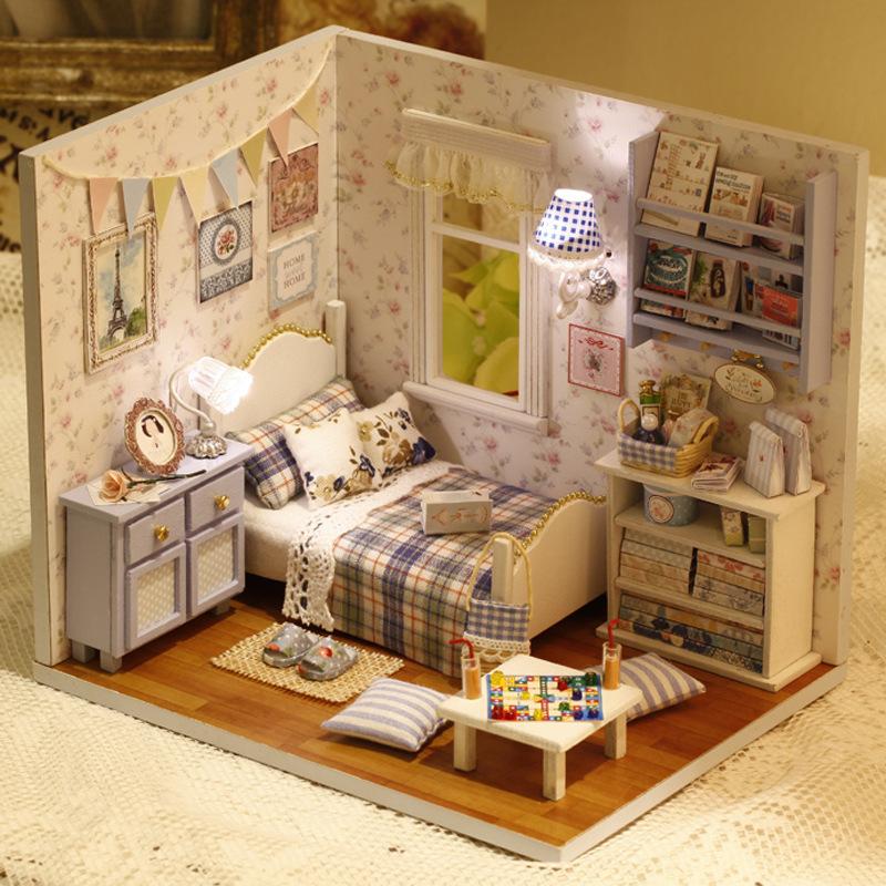 СолКукольные дома и мебель своими руками
