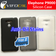 Elephone P9000 Case Matte Soft silicon TPU 100% Original Protective Back Cover For Elephone P9000 Mobile Phone + Free Shipping