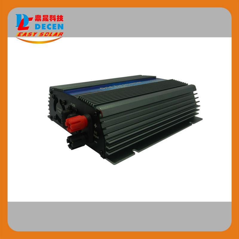 DECEN@ 10.5-30Vdc 500W Solar Grid Tie Pure Sine Wave Power Inverter Output 90-140Vac,50Hz/60Hz, For Home Solar System<br><br>Aliexpress