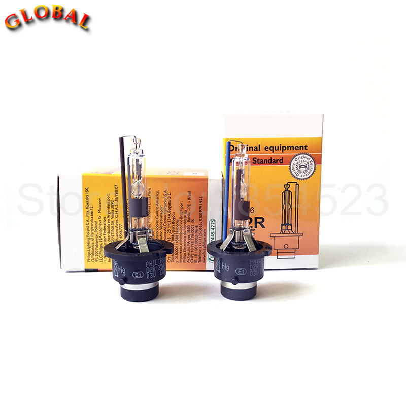 2 Piece D2R 85126WX 35w 4300K 6000K HID XENON Lamp(China (Mainland))