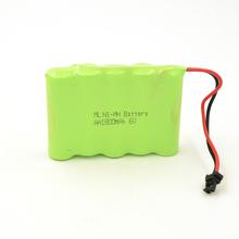 1800mAh 6V AA Ni-MH Rechargeable Battery Set(China (Mainland))
