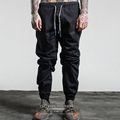 Casual Loose Winter Pants For Men 2017 New Fashion Full Length Men s Trousers Mid weight