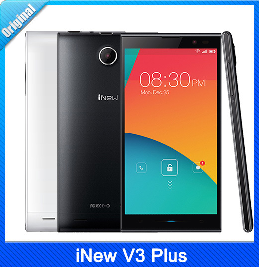 Здесь можно купить  Original Inew V3 plus Octa core phone 5.0 inch HD Screen 2G RAM 16GB ROM Android 4.4 13.0MP NFC OTG GPS Mobile Phone Black&White Original Inew V3 plus Octa core phone 5.0 inch HD Screen 2G RAM 16GB ROM Android 4.4 13.0MP NFC OTG GPS Mobile Phone Black&White Телефоны и Телекоммуникации