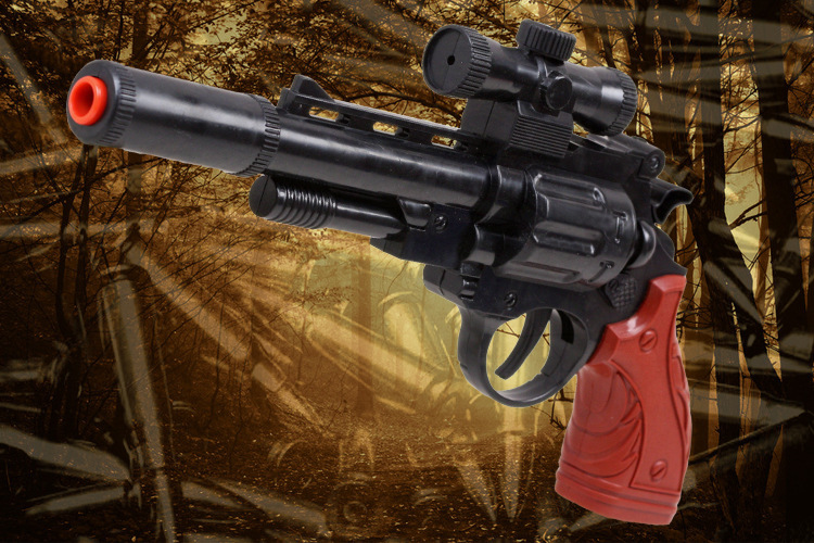 Toy gun Revolver Rifle+bullet Capable Of Firing Bullets Water Gun Soft Gun Crystal Paintball Gun Children Boy Toys(China (Mainland))