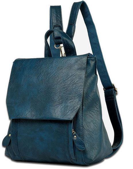 2015 New designer brand fashion black genuine leather Travel bag bag ladies tactical backpack backpack women bolsa feminina J311