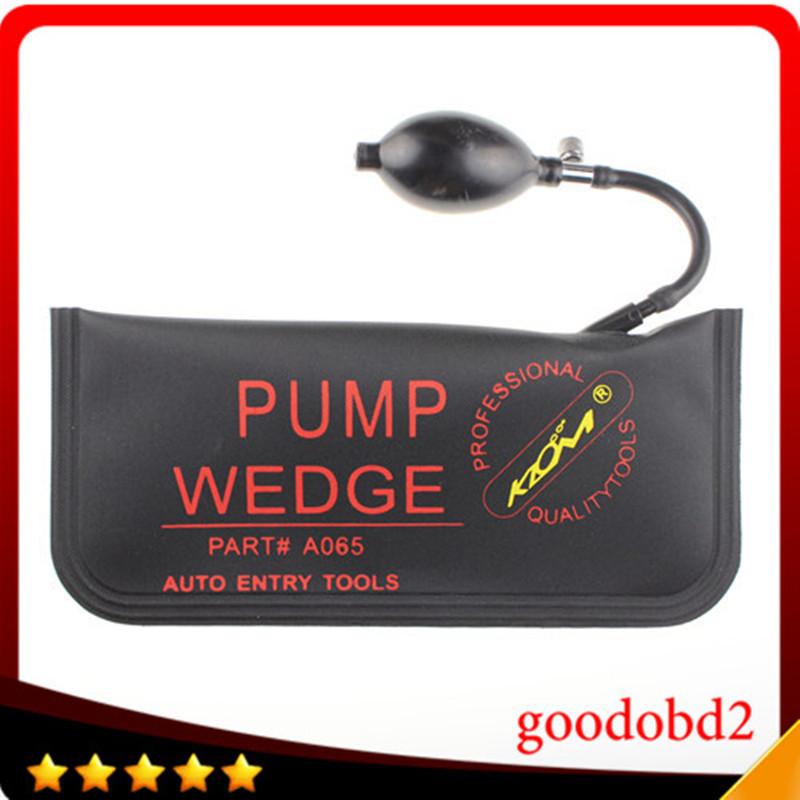 Professional Lock Pick Set Car Door Opener Locksmith Tools KLOM Air Wedge Auto Entry Tools (Black, Large)(China (Mainland))