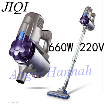 Handheld vacuum cleaners Household ultra-quiet no supplies strong power vacuum small mini vacuum cleaner 600W 220V(China (Mainland))