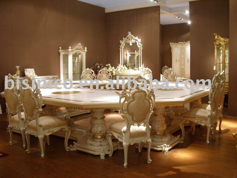 luxury european style conference table and chair, office furniture(China (Mainland))