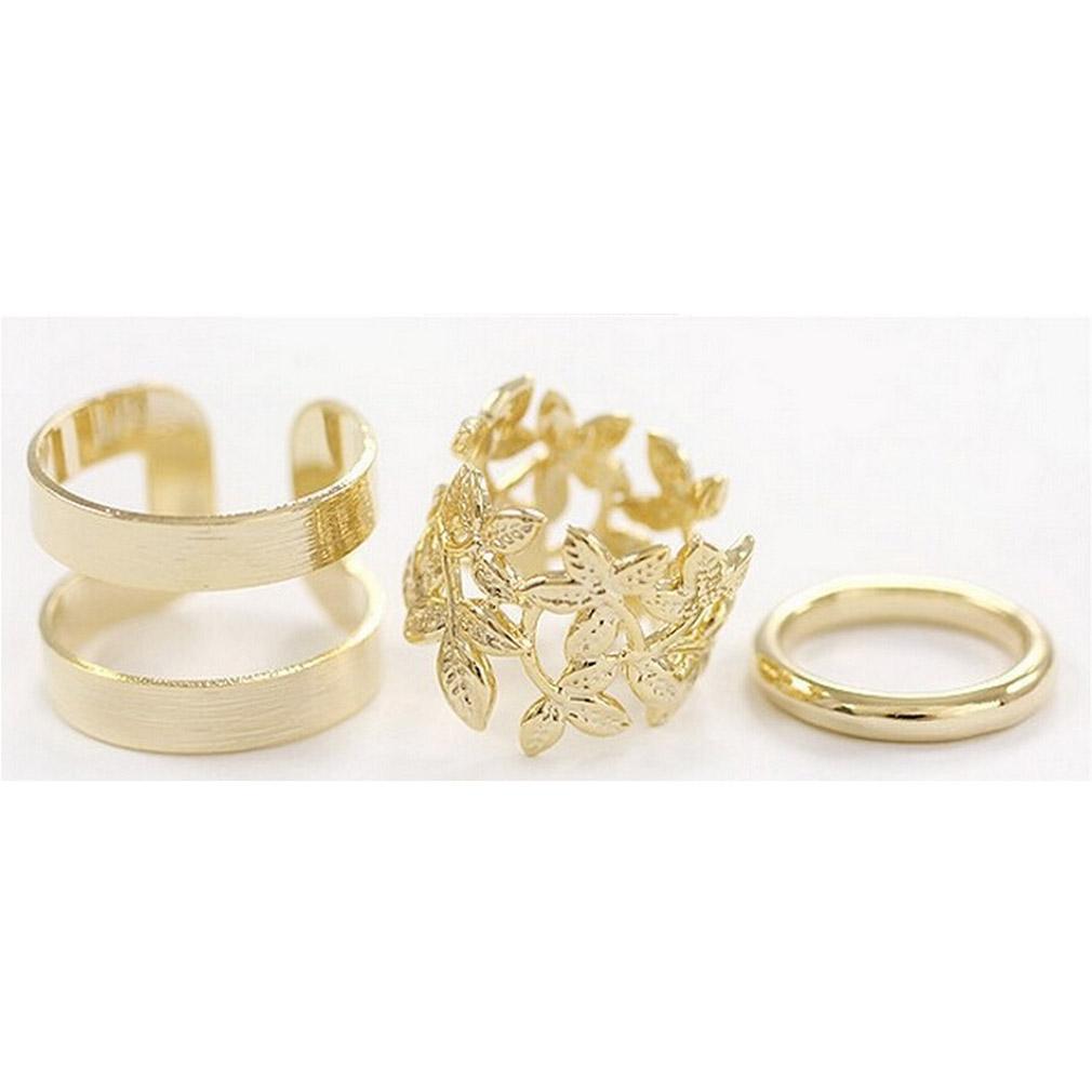 лот комплект мода женщин старинные рулька женщины кольцо ювелирных изделий  подарок корейский мода стильный свадьбу девушка женщин b0eb098aa42