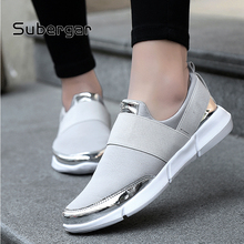 Buy 2017 brand mesh breathable Summer shoes women loafers Slip casual Shoes ultralight flats shoes New zapatillas shoes size35-40 for $15.16 in AliExpress store