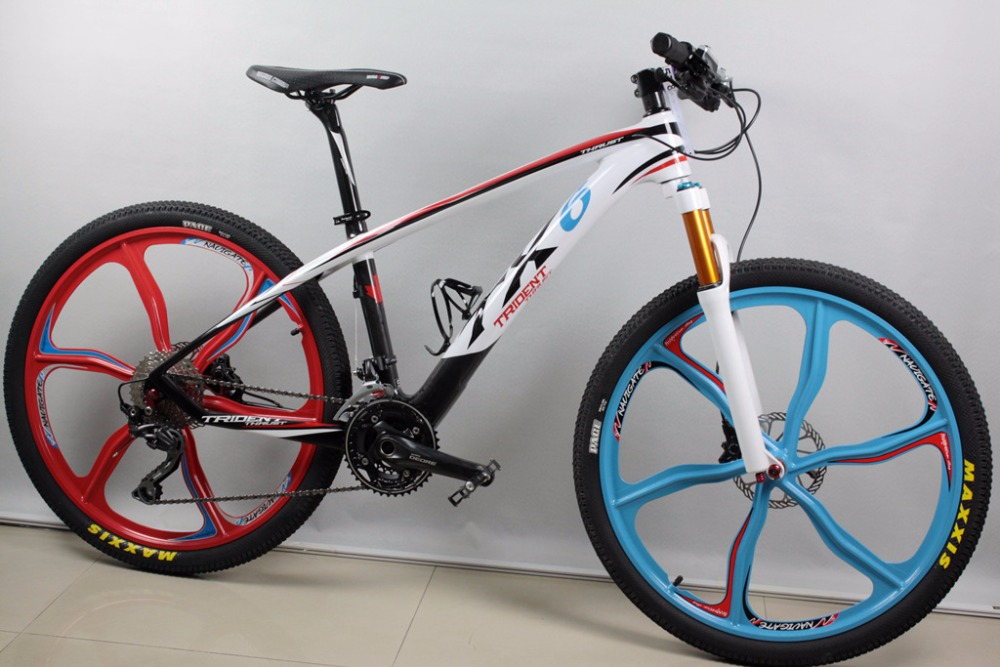 Full carbon frame complete MTB bike full suspension available M370 groupset mountain bike complete from Greatkeenbike(China (Mainland))